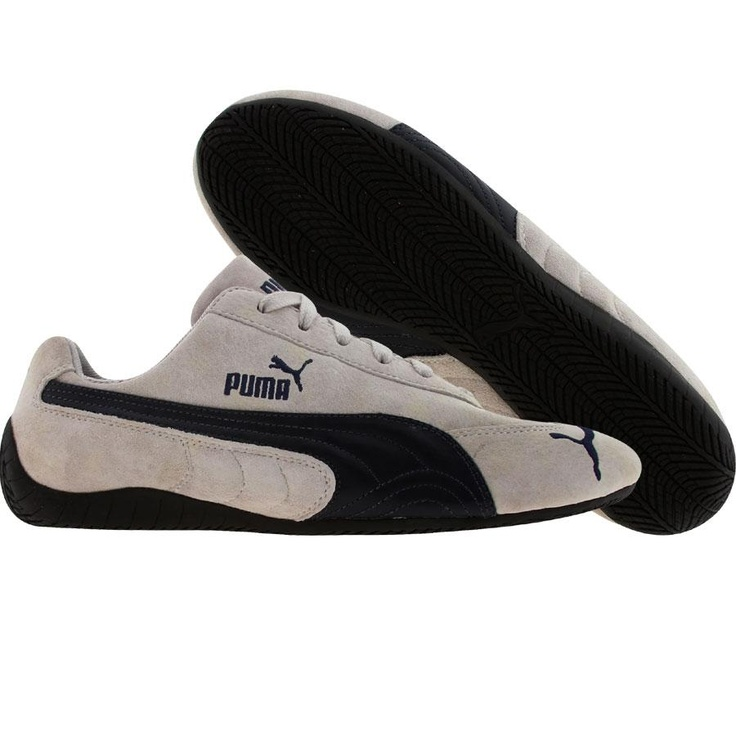 Puma Speed Cat in black and white