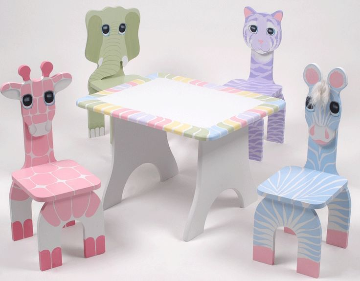 Super Cute Table And Chairs Kids Ashley Furniture Kids