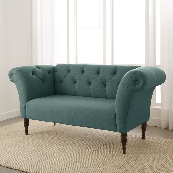 birch loveseat in sussex reviews furniture tufted lane charcoal pdp
