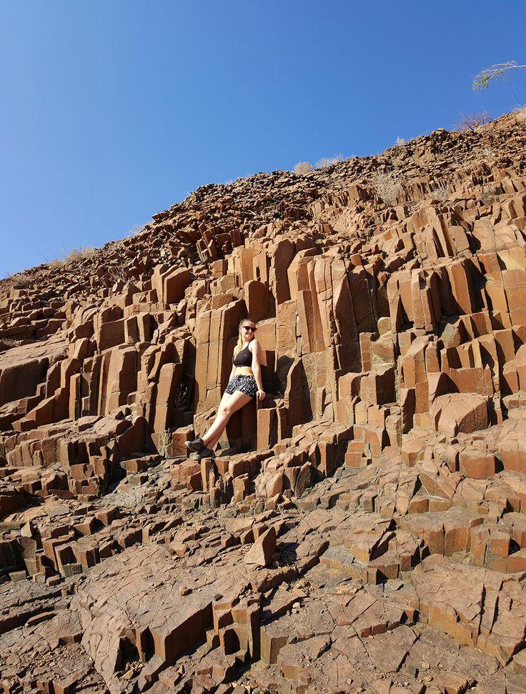 Organ Pipes - Twyfelfontein –  Namibie lavaliseafleurs.com