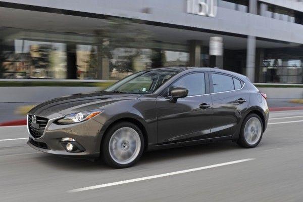 2014 Mazda 3 Images 600x399 2014 Mazda 3 Full Reviews