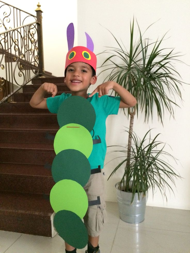 Very hungry caterpillar                                                                                                                                                      More