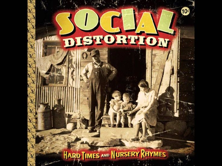 Social distortion - Hard times and nursery rhymes -  Full album  If you like ROCK, you'll love this LP. . . I promise! x