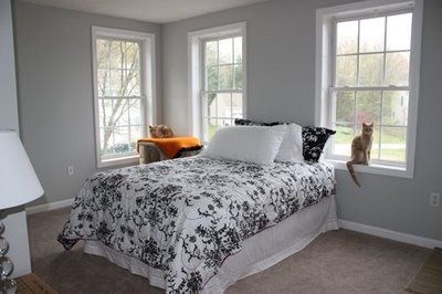 Podunk Road: Before & After: Guest Room