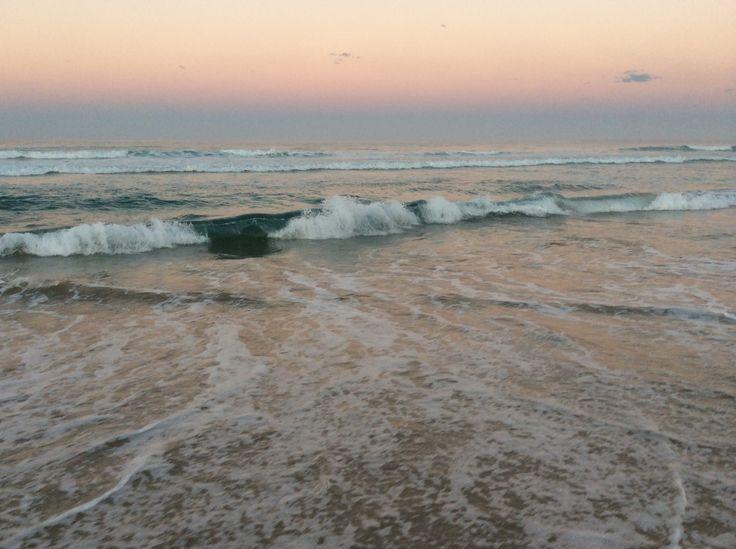 Kingscliff Beach.