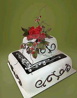 MyTotalNet.com: Wedding Cakes with Roses, Part 2
