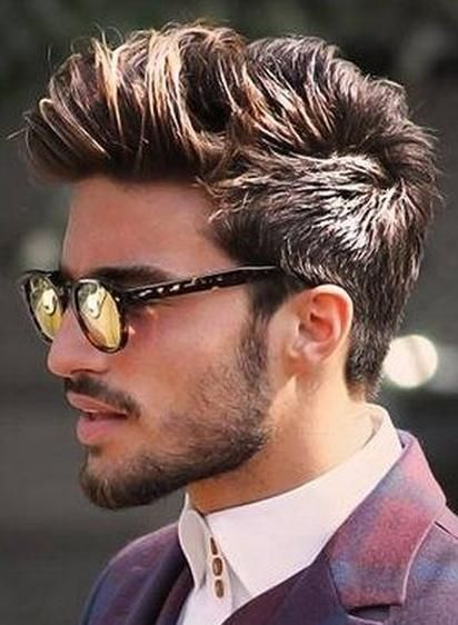 Best Hairstyles for Women: New men hairstyle picture number 65