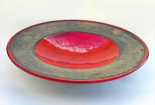 Ceramics by Jim Simpson at Studiopottery.co.uk - 2013. Bowl