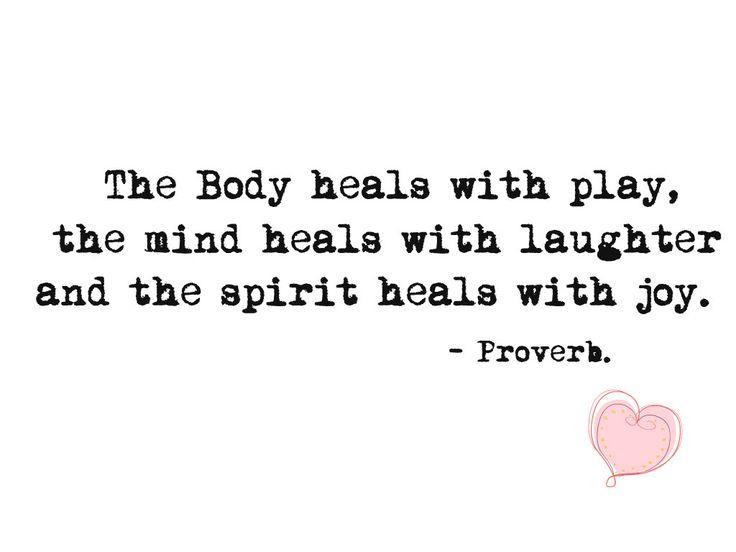 Mind Body Spirit Quotes. QuotesGram