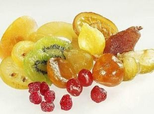 How to Make Candied Fruit Recipe: Perfect option for those of you with a corn syrup allergy, or for those who like to avoid corn syrup!