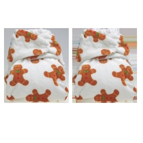 Cushie Tushies Gingis (perfect for xmas day) - $35.95 for 2!