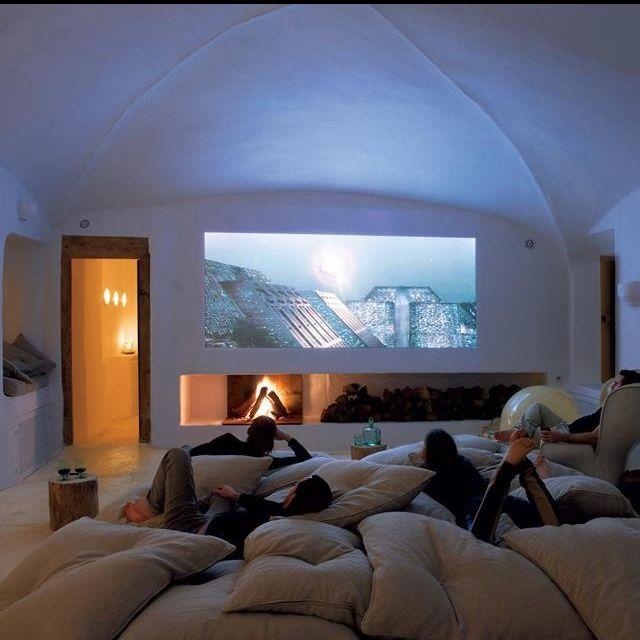 TV Room < 3