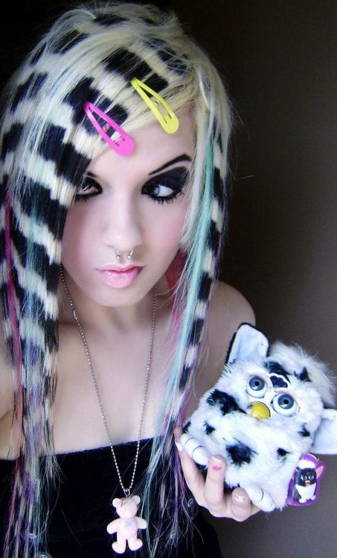 Blog de Emo-Hairstyles - Page 43 - HairStyles | Make Up - Skyrock.com