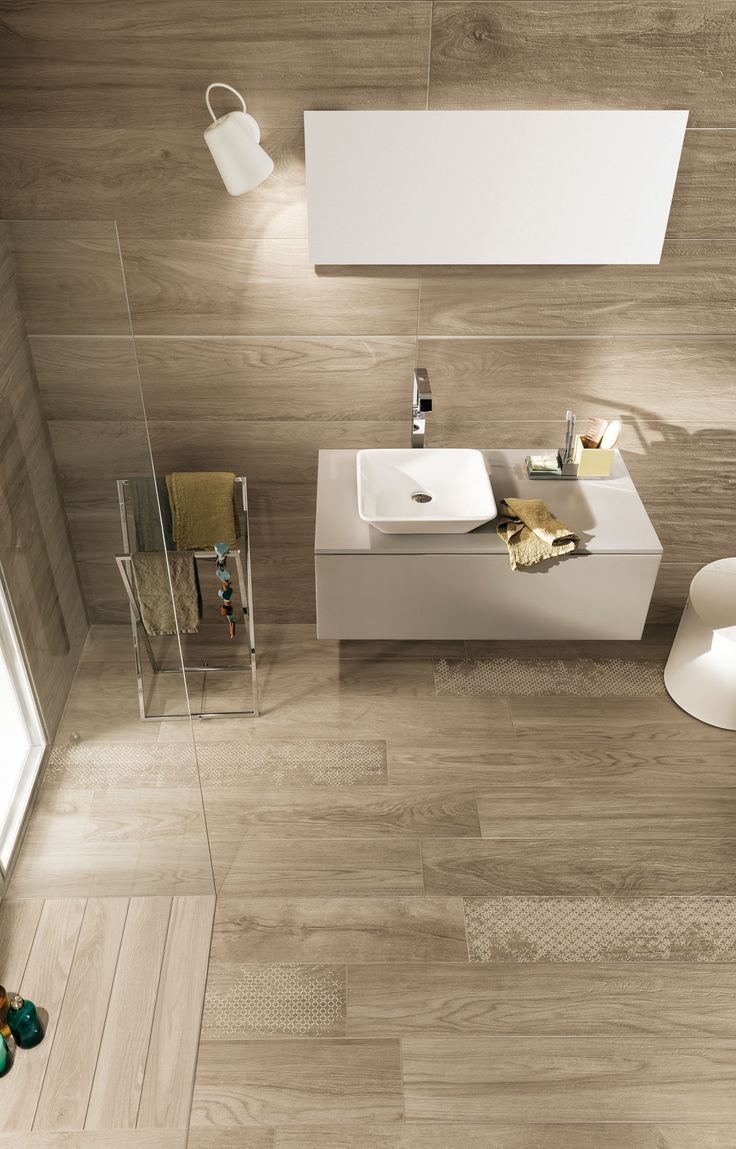 Allways cabin contemporary bathroom perth by ceramo tiles - Find This Pin And More On Ceramo S Timber Look Tiles