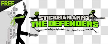 Stickman Army The Defenders - Action - Free Web Game - PlayTouch