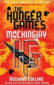 Hunger Games: Mockingjay by Suzanne Collins from the United Kingdom