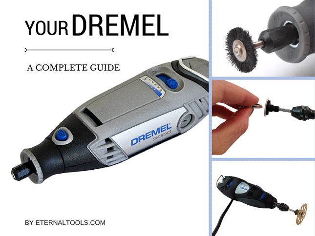 A complete Guide to your Dremel Rotary Tool, the Dremel 3000