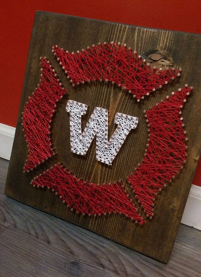 Firefighter Hero Tribute String Art by WoodStringsWhimsical on Etsy https://www.etsy.com/listing/244768090/firefighter-hero-tribute-string-art