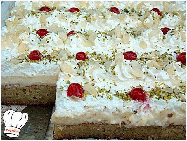 ΣΟΥΠΕΡ ΓΙΑΟΥΡΤΟΠΑΣΤΑ ΜΕ ΚΡΕΜΑ ΜΑΣΤΙΧΑΣ!!! | Νόστιμες Συνταγές της Γωγώς