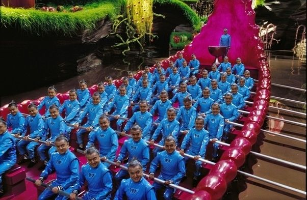 What you learn from Oompa Loompas: | Things You Learn From Charlie And The Chocolate Factory