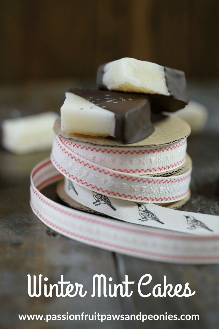 are an especially good gift for men (husbands and grandads), who seem to enjoy these old fashioned treats most. Americans called them peppermint patties, but that implies a softness that our hardy Kendall Mint cake would scoff at!