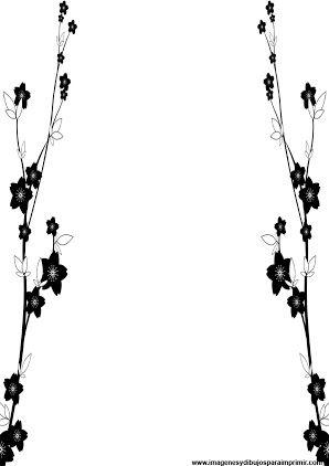 Hojas decoradas para escribir , hojas con dibujos de tus personajes de dibujos; Campanilla, angry birds: Hojas decoradas para niños y niñas...