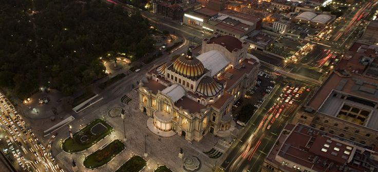 La ville de Mexico   VisitMexico