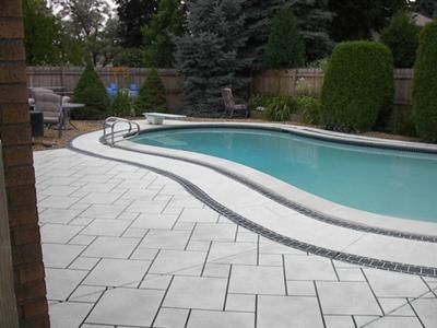 8 best images about pool deck resurfacing ideas on for Pool area flooring