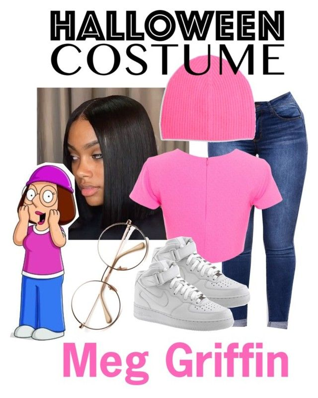 """""""Meg Griffin"""" by misskera ❤ liked on Polyvore featuring Miss Selfridge, NIKE, contest, contestentry and meggriffin"""