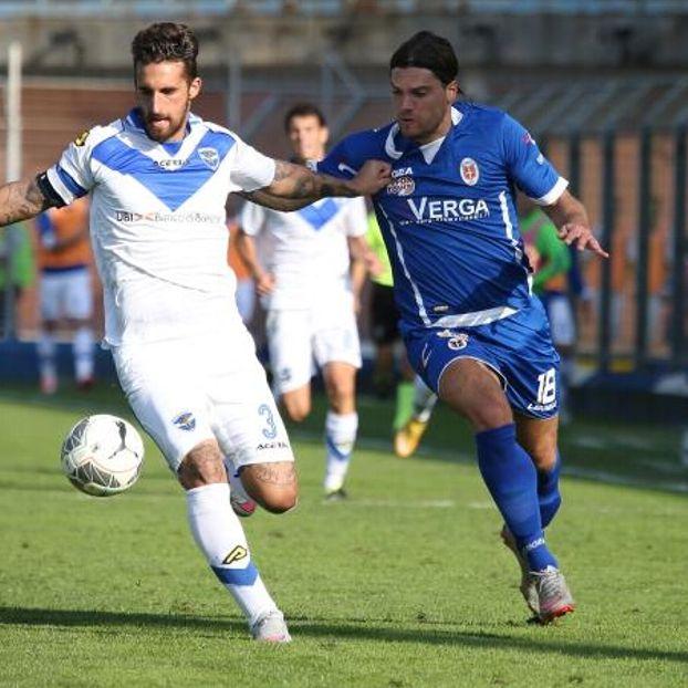 Antonio #Caracciolo #Brescia contro Federico #Geraldi #Como