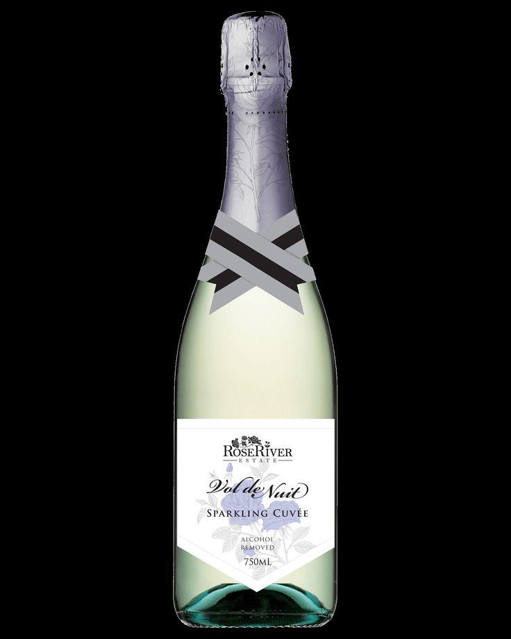 Rose River Vol de Nuit Sparkling Cuvée - Alcohol Removed