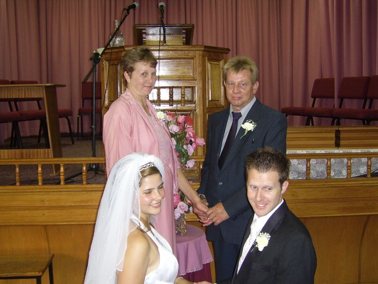 My eldest son on his big day