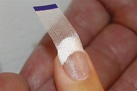 Fiberglass Nail Wraps – the Safest Nail Enhancement: Fiberglass Nail Wrap Hipsterwall ~ frauenfrisur.com Nails Inspiration