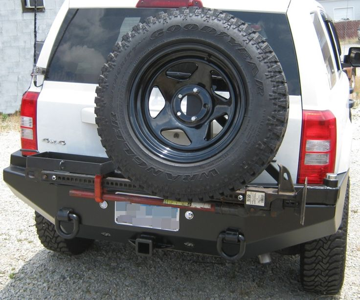 Rear Multicarrier Jeep Patriot