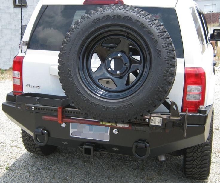 Rear Multicarrier Jeep Patriot