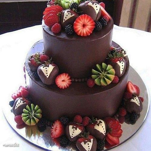Chocolate Cake Alternative