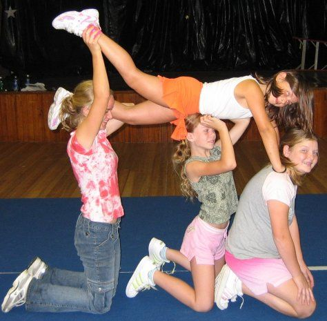 Cheerleading Cheerleading pis wee