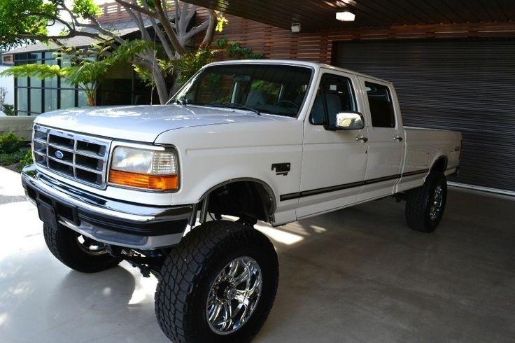 1993 Ford F250 Xlt 4x4 Ford 4x4 Ford Trucks Ford 4x4