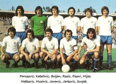 Ovo je Hajduk !