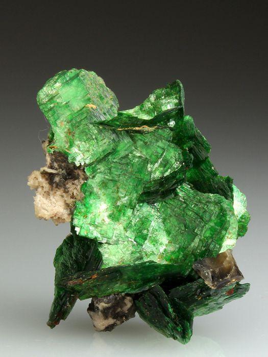 METATORBERNITE Minerals from Old Gunnislake Mine, Gunnislake, Cornwall, England, Europe at Crystal Classics