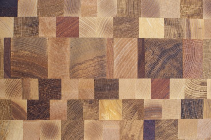 from oak, through mahogany, to merbau and iroko ... and many more!