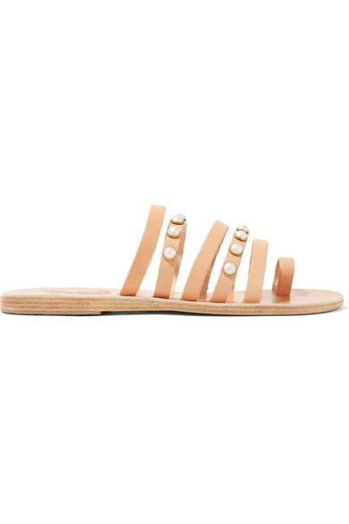 Best 20 Pearl Sandals Ideas On Pinterest Bridal Sandals
