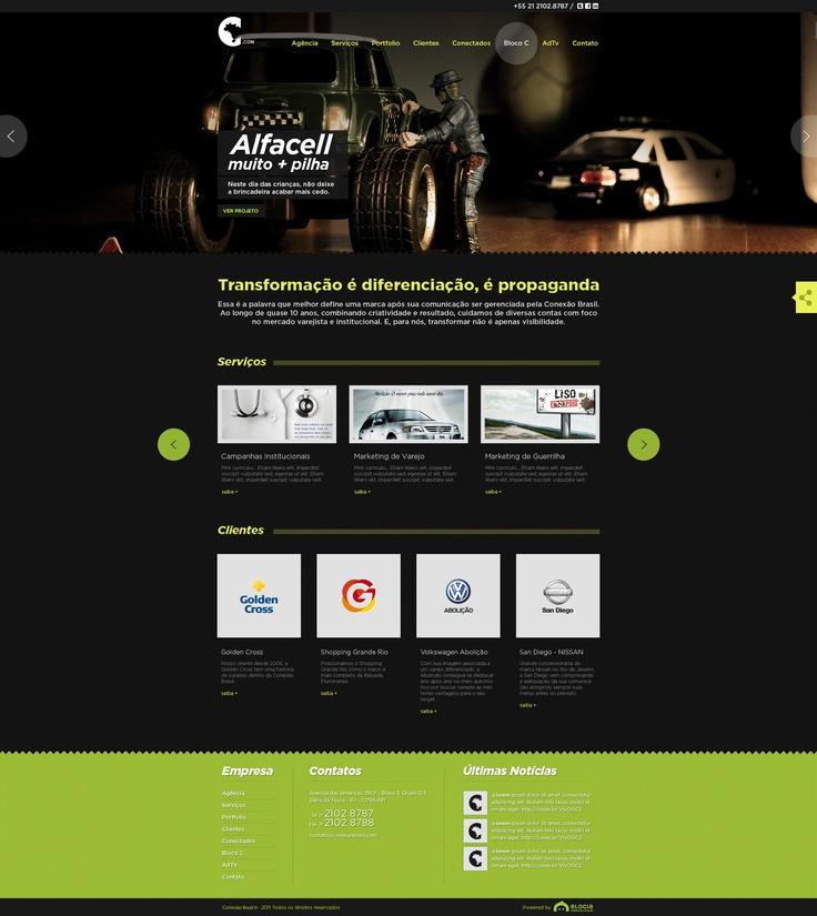 #web #layout #design
