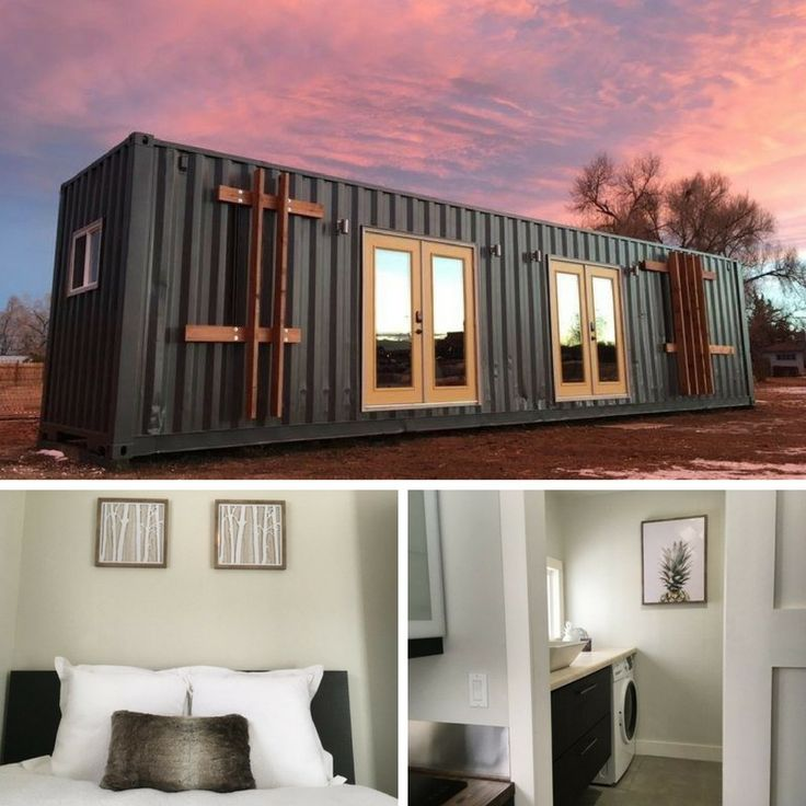 1000+ Ideas About Shipping Container Homes On Pinterest