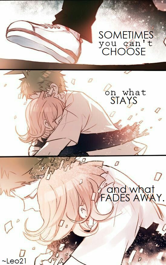 Fade or stay