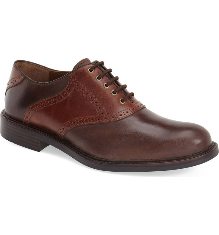 Main Image - Johnston & Murphy 'Tabor' Saddle Shoe (Men)