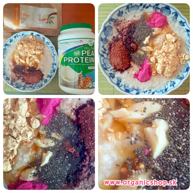 Healthy snack with superfoods by organicshop.sk