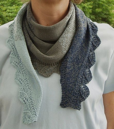 Knitted Scarf Patterns Ravelry : Saroyan scarf via Ravelry Knitting Pinterest