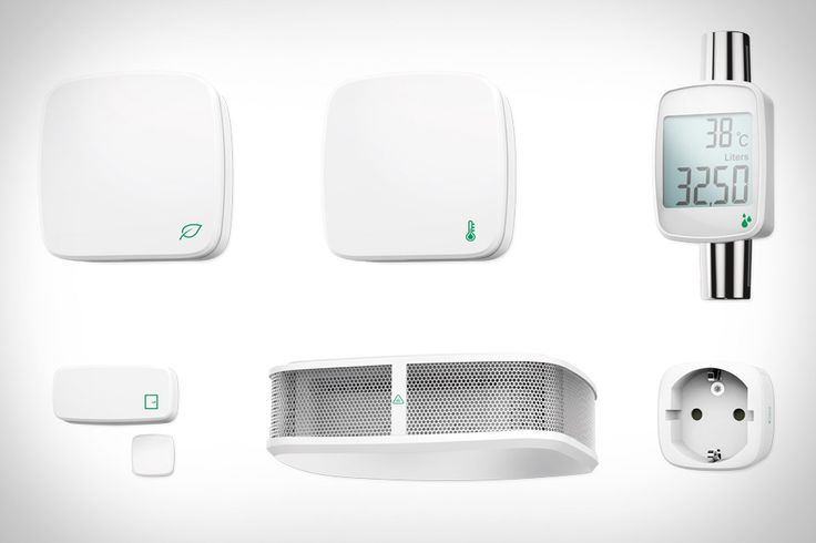 Keep an eye on every aspect of your home with the Elgato Eve Home Monitoring System. This comprehensive system is a family of sensors that gather data on air quality, temperature, humidity, air pressure, energy and water consumption, and also...