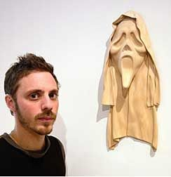 If It's Hip, It's Here: Wood Sculptures That look Like Anything But. The Work Of Ricky Swallow.
